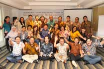NLP Indonesia Licensed Practitioner of NLP